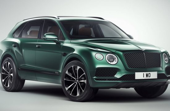 bentley bentayga mulliner jockey 1 550x360 at One Off Bentley Bentayga Mulliner for The Jockey Club