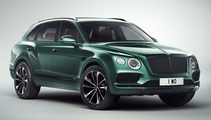 bentley bentayga mulliner jockey 1 730x416 at One Off Bentley Bentayga Mulliner for The Jockey Club