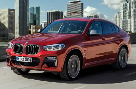 bmw x4 m40d  550x360 at 2019 BMW X4 M40i M Performance Announced for NY Debut