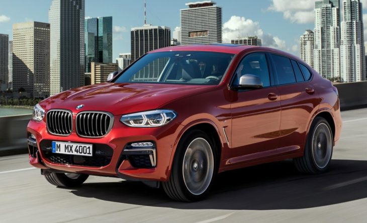 bmw x4 m40d  730x444 at 2019 BMW X4 M40i M Performance Announced for NY Debut