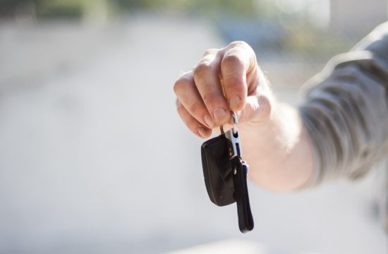 hand key 550x360 at 3 Tips to Save Money on Your New Car at the Dealership and Beyond