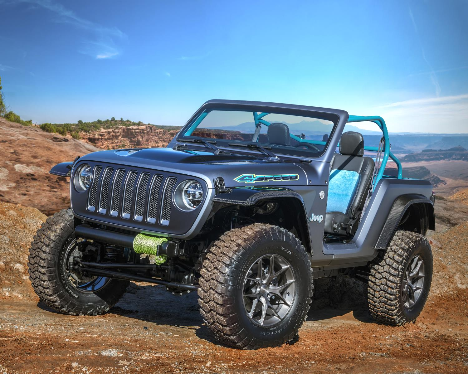 2018 moab jeep safari concept cars revealed. Black Bedroom Furniture Sets. Home Design Ideas
