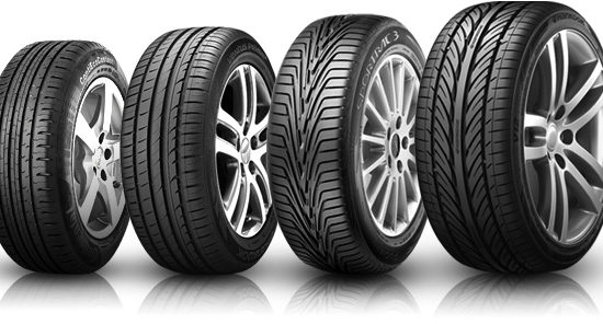 tyres 550x296 at Car Types Explained