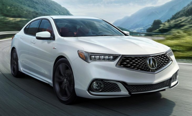 03 2019 Acura TLX 730x444 at 2019 Acura TLX Pricing and Specs Announced