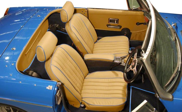 1970s car seat 730x450 at Cars Over the Century: The History of Seat Cover Styles