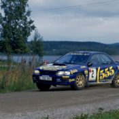 1993 WRC 175x175 at Subaru STI 30th Anniversary Celebrated in Pictures