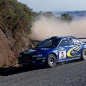 2000 WRC 175x175 at Subaru STI 30th Anniversary Celebrated in Pictures