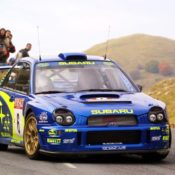 2001 WRC 175x175 at Subaru STI 30th Anniversary Celebrated in Pictures