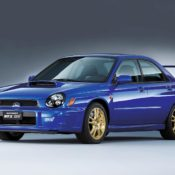 2001 WRX STI  1 175x175 at Subaru STI 30th Anniversary Celebrated in Pictures