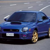 2001 WRX STI  2 175x175 at Subaru STI 30th Anniversary Celebrated in Pictures