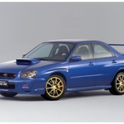 2004 WRX STI  3 175x175 at Subaru STI 30th Anniversary Celebrated in Pictures