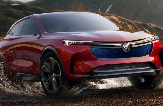 2018 Buick Enspire All Electric Concept 01 550x360 at Buick Enspire Electric SUV Concept Set for Beijing Debut