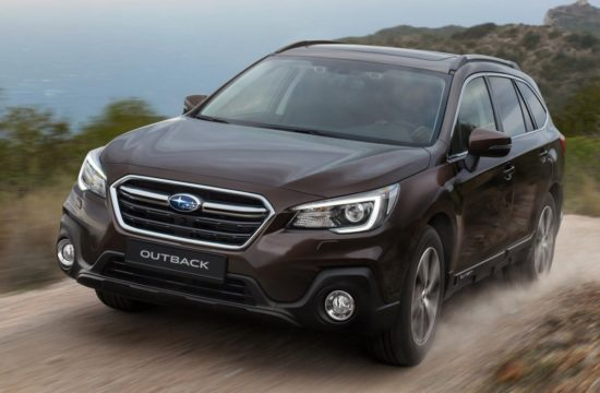 2018 Subaru Outback 2 550x360 at 2018 Subaru Outback Priced from £29,995 in the UK
