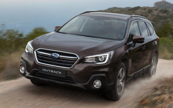 2018 Subaru Outback 2 730x455 at 2018 Subaru Outback Priced from £29,995 in the UK