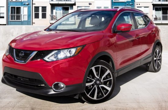 2018 Nissan Rogue Sport 3 550x360 at 2018.5 Nissan Rogue Sport Gets Advanced Safety Kit