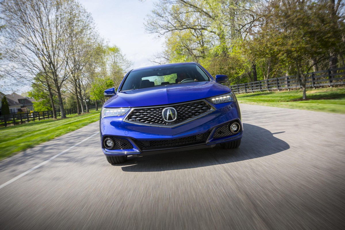 2019 acura tlx pricing and specs announced. Black Bedroom Furniture Sets. Home Design Ideas