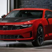 2019 Chevrolet Camaro Turbo1LE 001 175x175 at 2019 Camaro Lineup Unveiled with New Looks and Tech
