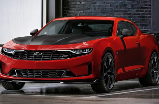 2019 Chevrolet Camaro Turbo1LE 001 550x360 at 2019 Camaro Lineup Unveiled with New Looks and Tech