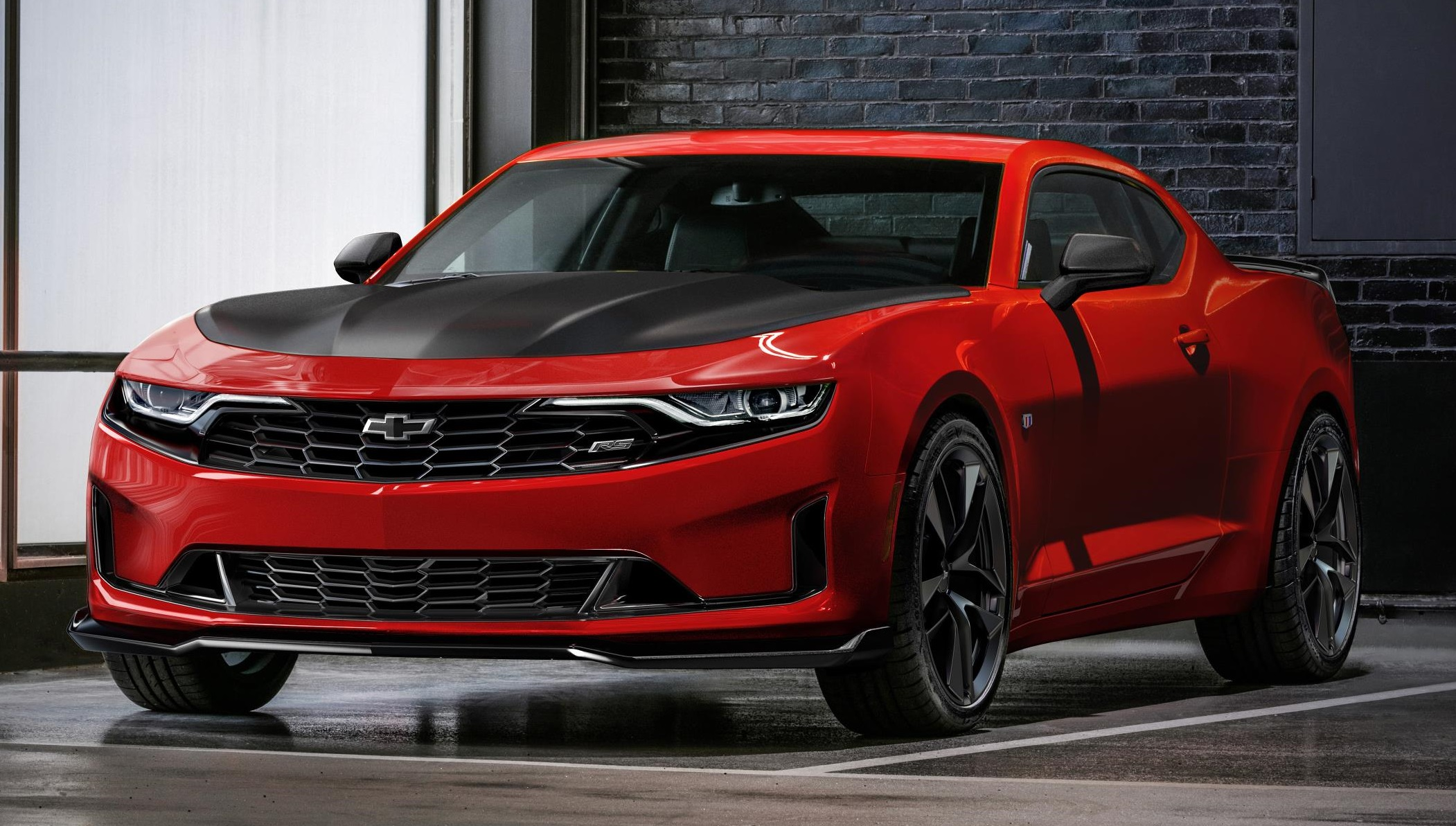 2019 Camaro Lineup Unveiled With New Looks And Tech