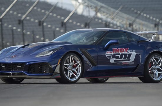 2019 Chevrolet Corvette ZR1 Indianapolis500 PaceCar 01 550x360 at 2019 Corvette ZR1 Indianapolis 500 Pace Car Unveiled