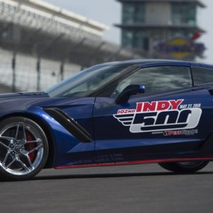 2019 Chevrolet Corvette ZR1 Indianapolis500 PaceCar 02 300x300 at 2019 Corvette ZR1 Indianapolis 500 Pace Car Unveiled