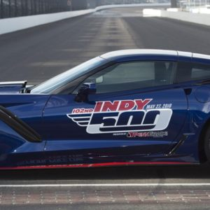 2019 Chevrolet Corvette ZR1 Indianapolis500 PaceCar 03 300x300 at 2019 Corvette ZR1 Indianapolis 500 Pace Car Unveiled