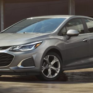 2019 Chevrolet Cruze 004 300x300 at 2019 Chevrolet Cruze Facelift Sedan and Hatch Unveiled