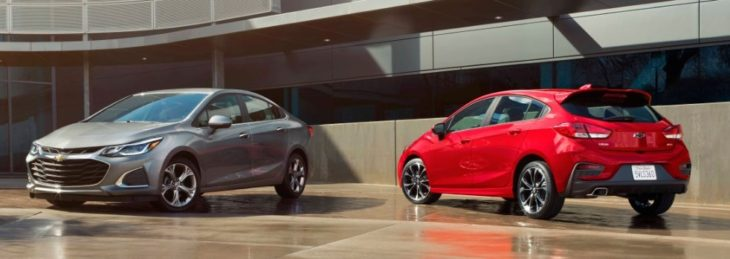 2019 Chevrolet Cruze And CruzeHatch 003 730x259 at 2019 Chevrolet Cruze Facelift Sedan and Hatch Unveiled