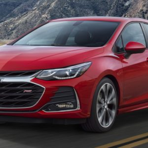 2019 Chevrolet CruzeHatch 001 300x300 at 2019 Chevrolet Cruze Facelift Sedan and Hatch Unveiled