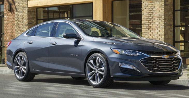 2019 Chevrolet Malibu 005 730x380 at 2019 Chevrolet Malibu Adds Sporty RS Trim