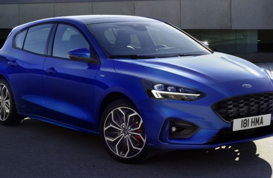 2019 Ford Focus top 550x360 at 2019 Ford Focus Unveiled   Larger, Comfier, More Fun