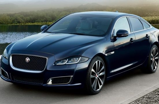 2019 Jaguar XJ50 1 550x360 at 2019 Jaguar XJ50 Marks the 50th Anniversary of the Iconic Sedan