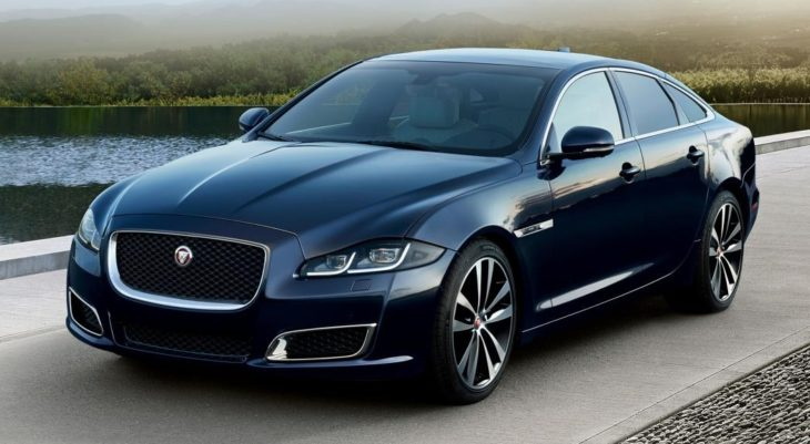2019 Jaguar XJ50 1 730x401 at 2019 Jaguar XJ50 Marks the 50th Anniversary of the Iconic Sedan