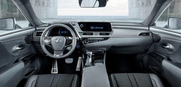 2019 Lexus ES 11 730x353 at 2019 Lexus ES   Official Specs and Details
