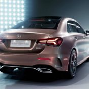 2019 Mercedes A Class L Sedan 4 175x175 at 2019 Mercedes A Class L Sedan Is for China Only