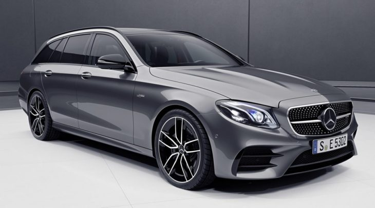 2019 Mercedes AMG E53 1 730x406 at 2019 Mercedes AMG E53 Hits UK in Saloon and Estate Forms