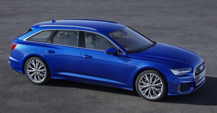 2019 audi a6 avant 0 730x380 at 2019 Audi A6 Avant   A Most Accomplished Estate
