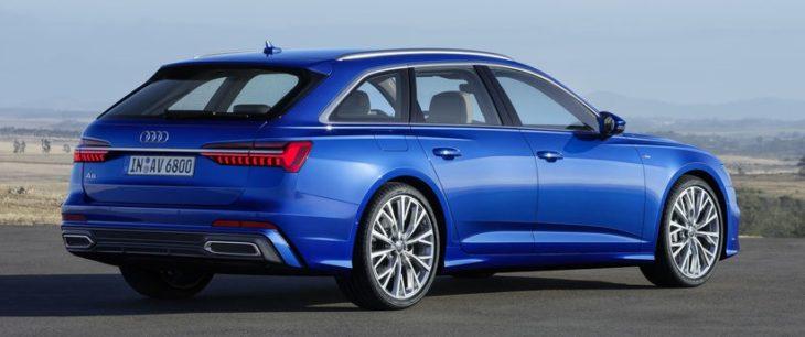 2019 audi a6 avant 2 730x306 at 2019 Audi A6 Avant   A Most Accomplished Estate