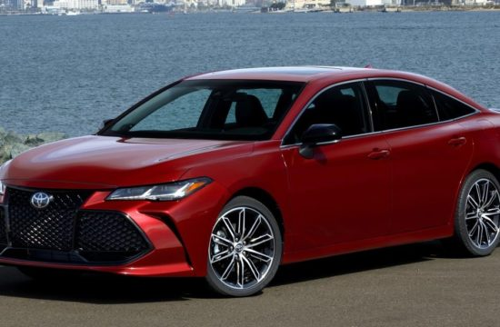 2019 Toyota Avalon Touring 550x360 at 2019 Toyota Avalon MSRP Confirmed, Starts at $35,500