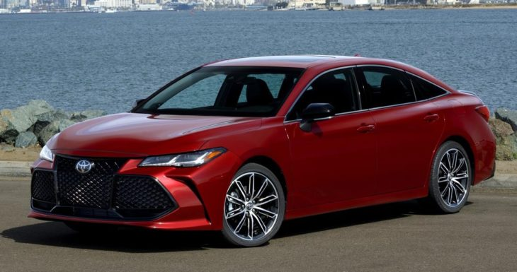 2019 Toyota Avalon Touring 730x385 at 2019 Toyota Avalon MSRP Confirmed, Starts at $35,500