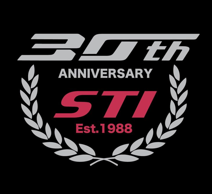 30th Anniversary 730x668 at Subaru STI 30th Anniversary Celebrated in Pictures