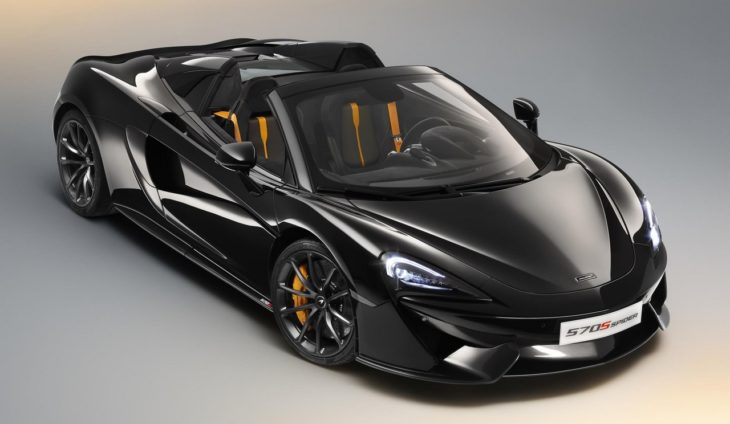 570S Spider Design Edition 01 730x424 at McLaren 570S Spider Design Edition Comes in Five Flavors