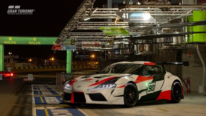Le Club Esports Gameward: Toyota Supra GR Racing Launches In Gran Turismo Sport