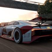 Audi e tron Vision Gran Turismo 7 175x175 at Audi e tron Vision Gran Turismo Unveiled with 815 hp