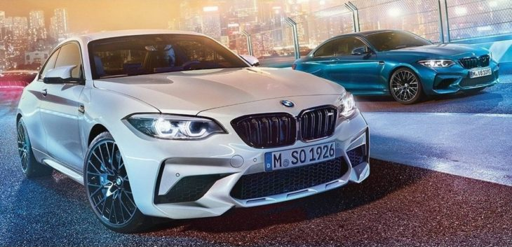BMW M2 Competition leak 1 1 730x353 at 400 hp BMW M2 Competition Leaks Ahead of Beijing Debut