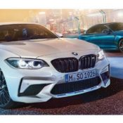 BMW M2 Competition leak 1 175x175 at 400 hp BMW M2 Competition Leaks Ahead of Beijing Debut