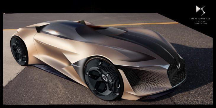 DS X E Tense 2 730x365 at DS X E Tense   What Cars Might Look Like in 2035?