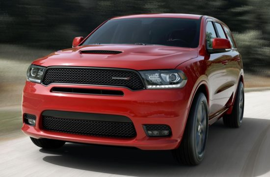 Dodge Durango GT Rallye Appearance Package 550x360 at 2018 Dodge Durango GT Rallye Appearance Package by SRT