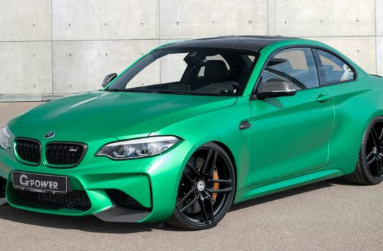 G Power BMW M2 1 550x360 at G Power BMW M2 Packs 500 Horsepower