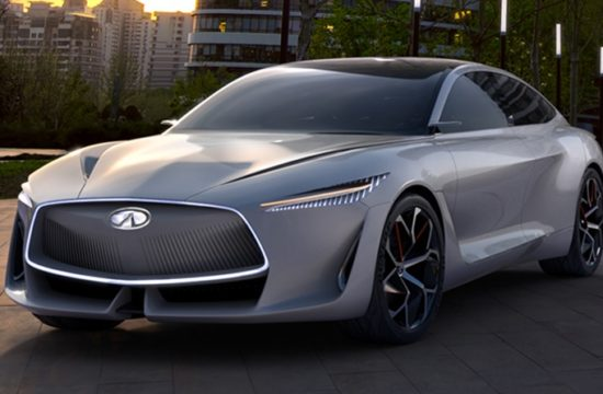 at Infiniti Q Inspiration to Spawn Made in China Electric Models
